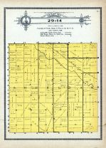 Township 29 Range 14, Sheridan, Holt County 1915